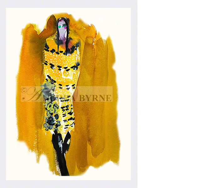 Vivienne Westwood (30cm x 42cm / 11.7″ x 16.5″)
