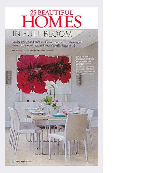 Homes magazine (2015)