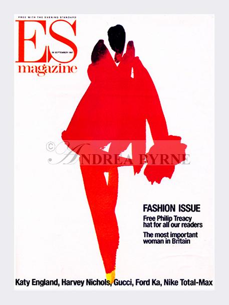 ES Magazine - The Standard London (1997)