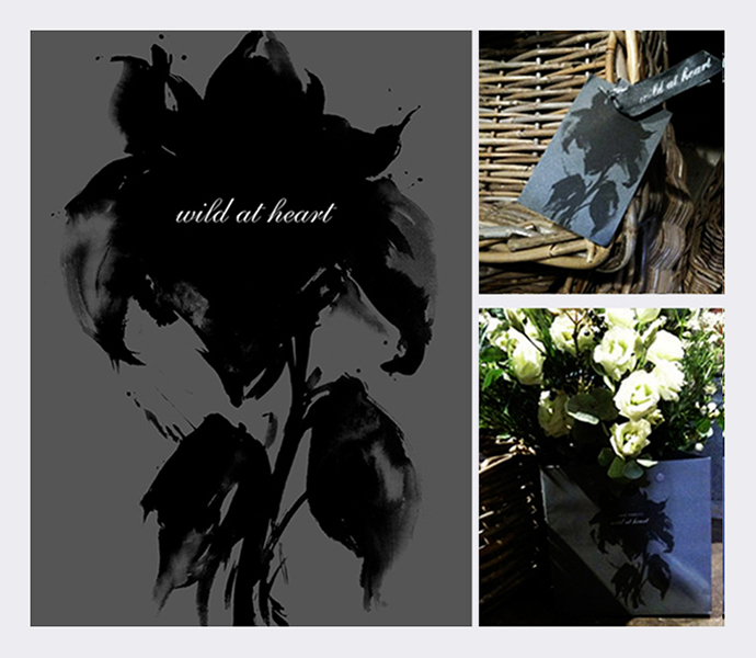 Wild At Heart London / Coolgrayseven NY (Packaging) (2008)