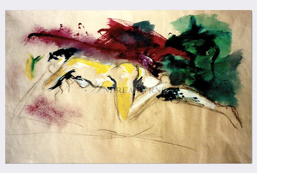 Untitled vi (60cm x 95cm)