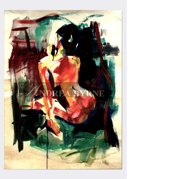Untitled viii (60cm x 42cm)