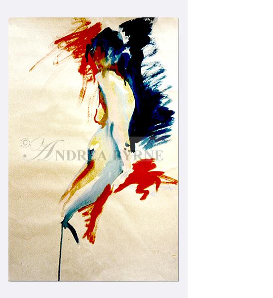 Untitled xiii (60cm x 42cm)