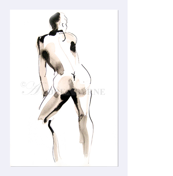 Untitled vii (60cm x 42cm)