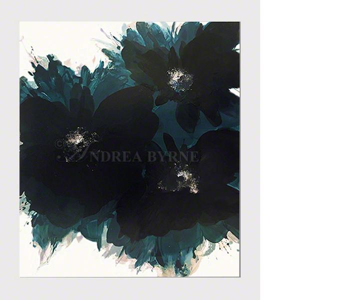 "Fourdiddlyme  (2017) - (47"" x 39"" / 120cm x 100cm) Acrylic / varnish / canvas."