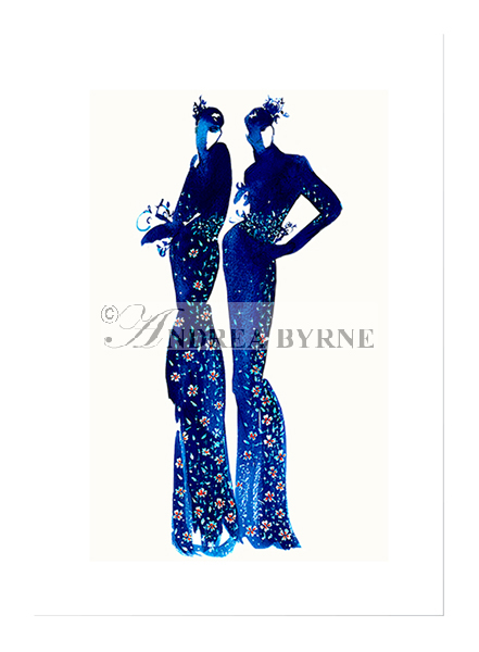 Chinoiserie (watermark not on actual print)