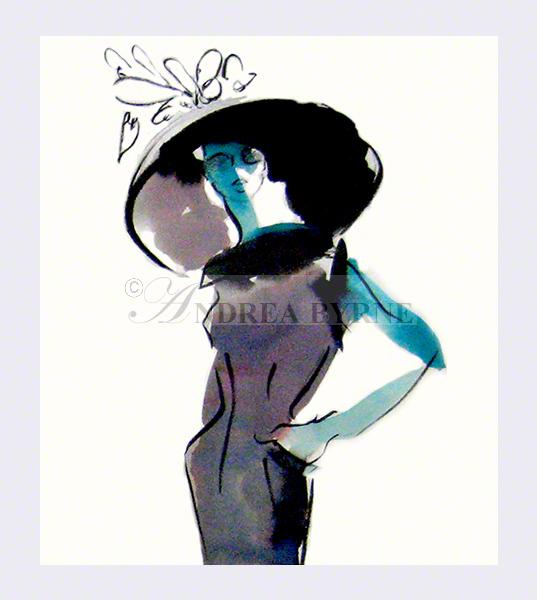 'Sienna' (30cm x 42cm / 11.7″ x 16.5″)